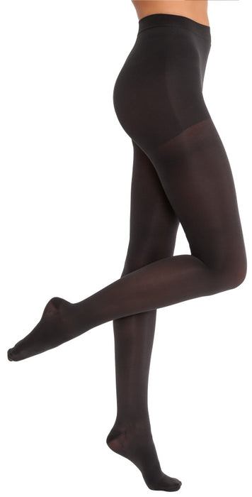 JOBST Opaque Stockings Waist Closed Toe