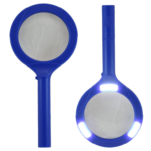 Promiere LitezAll COB LED Lighted Magnifying Glass Magnification