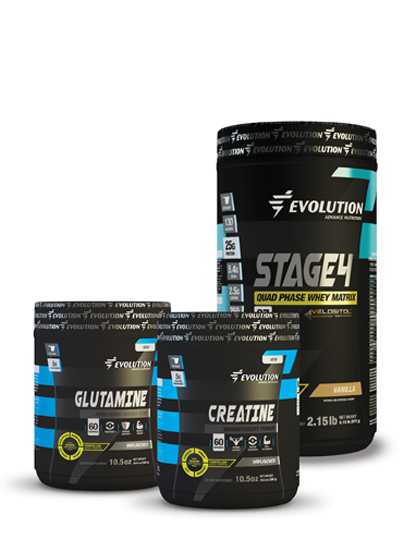 Evolution Advance Nutrition Pro Fitness Recovery Stack - Vainilla