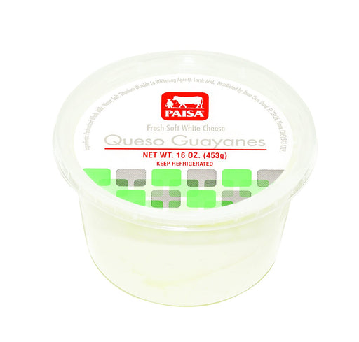 Paisa Queso Guayanes 16 oz