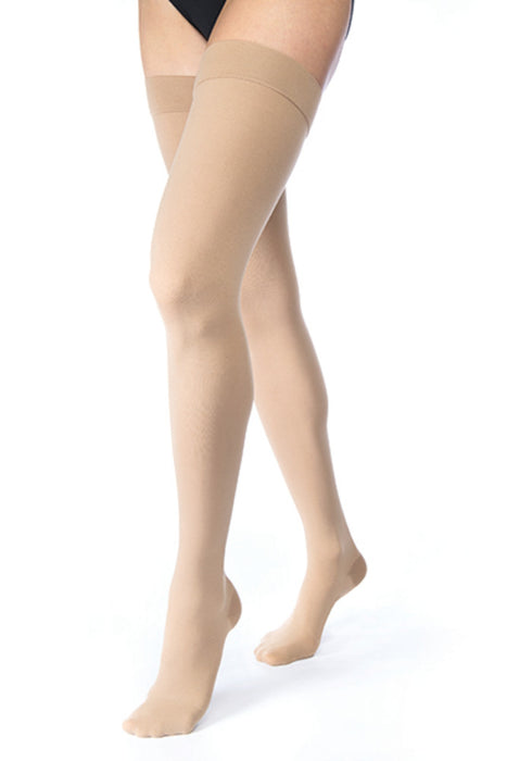 Jobst Relief Thigh Closed Toe Silicone Petite
