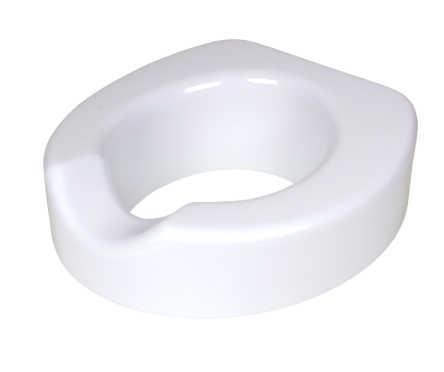Carex Quick-Lock Raised Toilet Seat