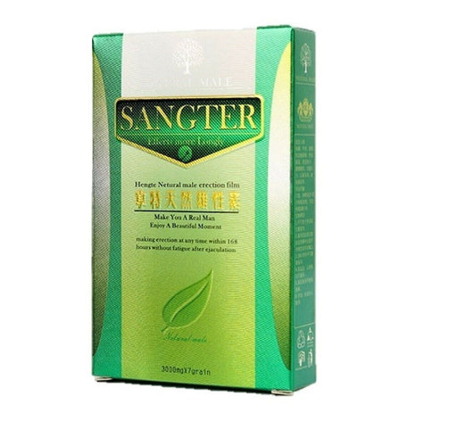 Sangter Natural Male Performance Booster 3,000mg Tablets