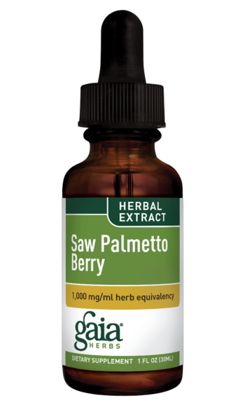 Gaia Herbs Saw Palmetto Berry