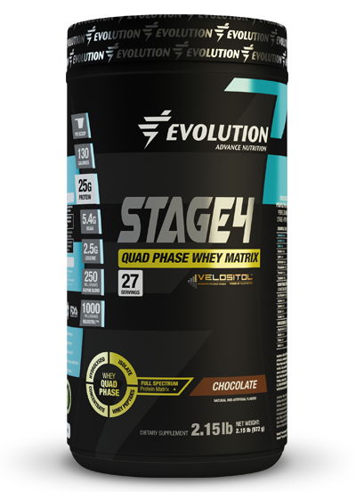 Evolution Advance Nutrition Stage 4 Chocolate