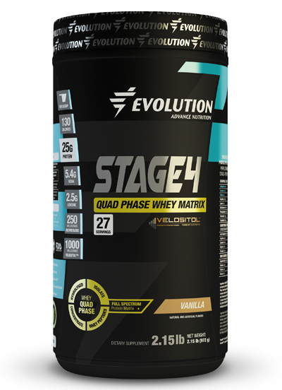Evolution Advance Nutrition Stage 4 Vainilla