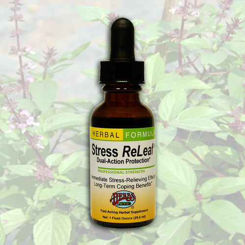Herbs ETC Stress ReLeaf 1 oz