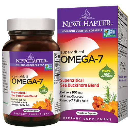 New Chapter Supercritical Omega 7 with Sea Buckthorn