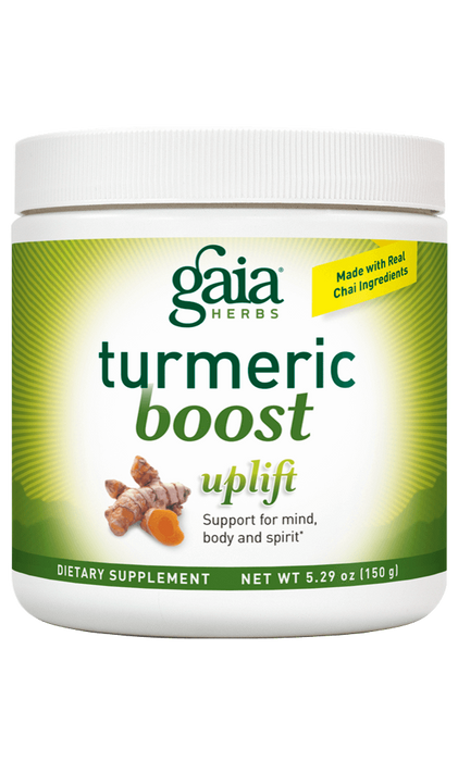 Gaia Herbs TurmericBoost Uplift Single Serve