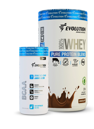 Evolution Advance Nutrition Wellness On The Go Stack - Chocolate