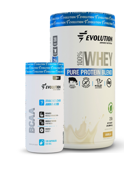 Evolution Advance Nutrition Wellness On The Go Stack - Vainilla