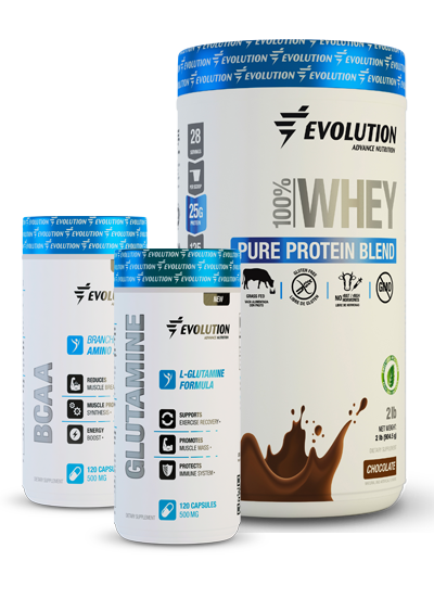 Evolution Advance Nutrition Wellness Recovery Stack - Chocolate