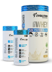 Evolution Advance Nutrition Wellness Recovery Stack - Vanilla