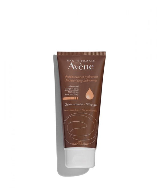 Avene Moisturizing Self-Tanning Silky Gel. 3.3FL.OZ