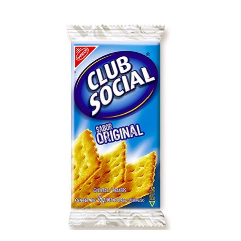 Nabisco Club Social Original 6 CT