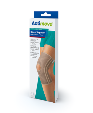 Actimove Knee Support Open Patella, 4 Stays