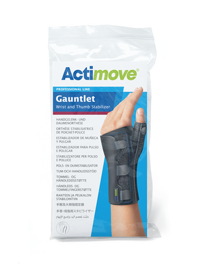 Actimove Gauntlet Wrist & Thumb Stabilizer