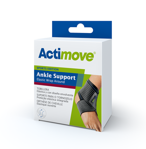 Actimove Ankle Support Elastic Wrap Around