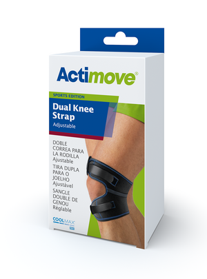 Actimove Dual Knee Strap