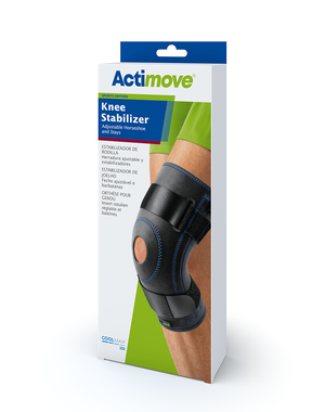Actimove Knee Stabilizer Adjustable Horseshoe & Stays