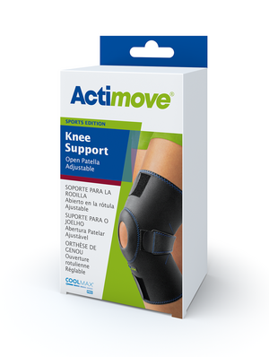 Actimove Knee Support Open Patella Adjustable Universal