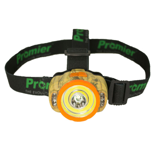 Promier HanzFree 7 Mode 450 Lumen LED Camo Head Lamp