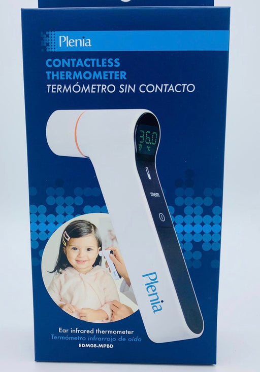 Plenia contactless thermometer, infrared