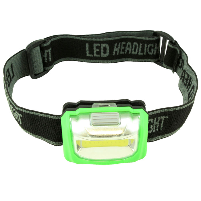 Promier Products Inc HanzFree 150 Lumen COB LED Head Lamp with Pivoting Head