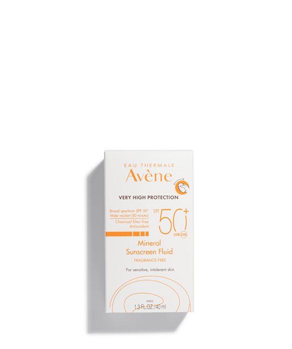 Avene Mineral Fluid Sunscreen