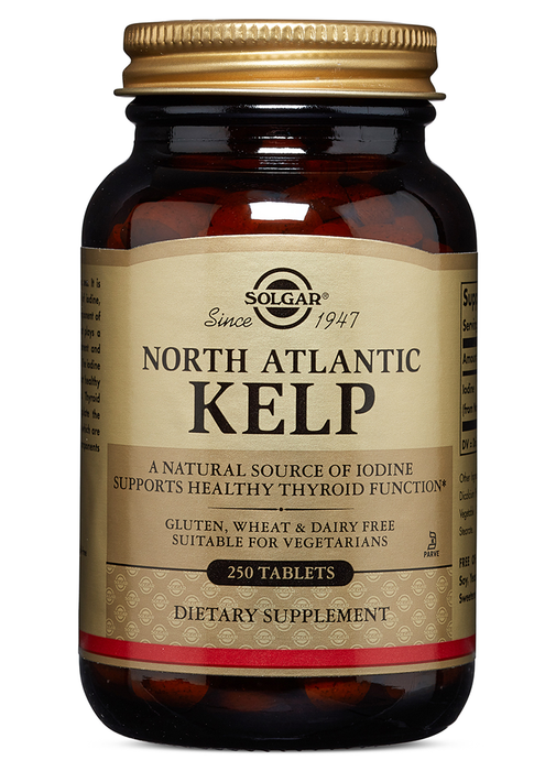 Solgar North Atlantic Kelp Tablets