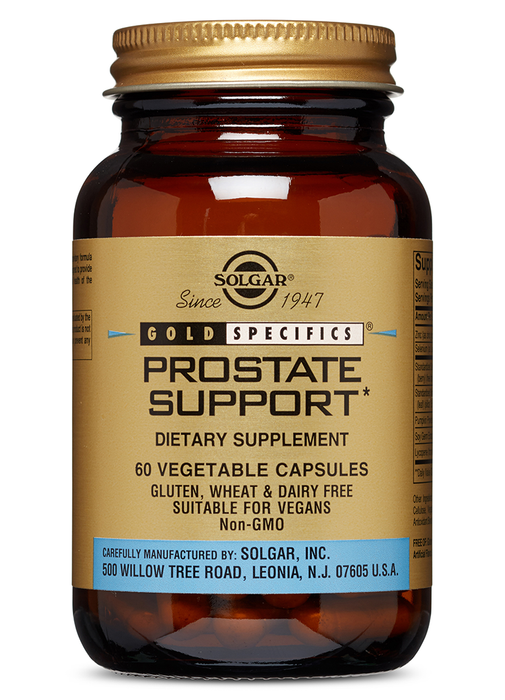 Solgar Prostate Support Vegetable Capsules