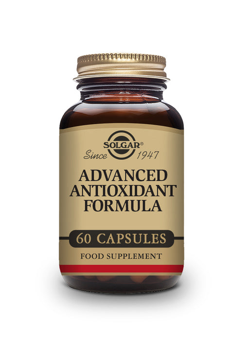 Solgar Advanced Antioxidant Formula Vegetable Capsules