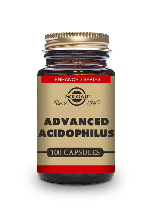 Solgar Advanced Acidophilus Vegetable Capsules