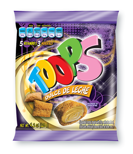 Cereal Toops 4.2 oz
