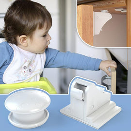 Baby Proof Magnetic Cabenit/Drawer Locks