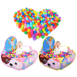 Baby Boys Girls Ocean Ball Pit Pool Game arena Play Tent with Basketball