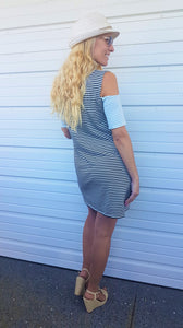 BELINDA T SHIRT DRESS