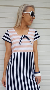 LILA TUNIC DRESS