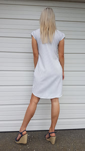 ISABELLA SCOOP DRESS