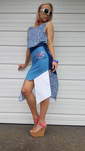 STARLY POINT SKIRT