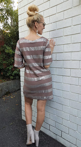 SPARKLE TUNIC/DRESS