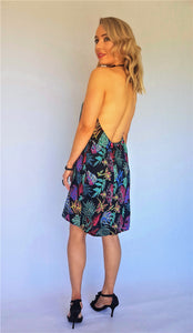FREEDOM BACKLESS DRESS