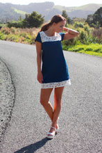 DAPHNE DENIM DRESS