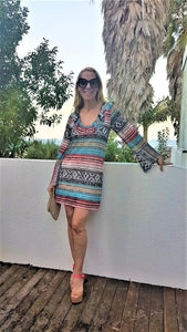 GIA TUNIC DRESS