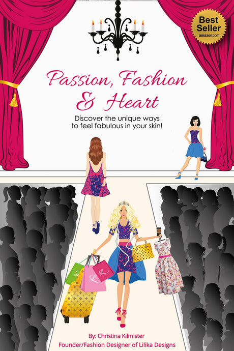 CHRISTINA'S BOOK- PASSION, FASHION & HEART