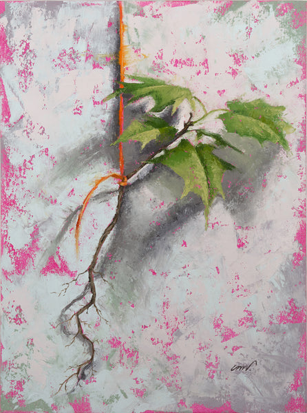 MAPLE SEEDLING - 12x9 inch