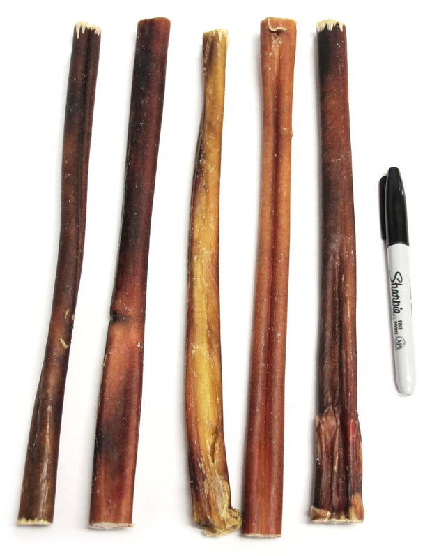 "12"" Thick Bully Stick Low Odor 