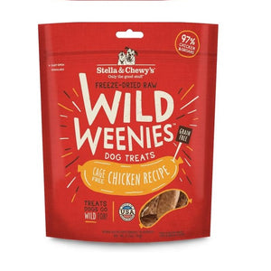 Wild Weenies Chicken Recipe 3.25 oz.