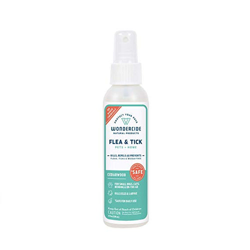 Cedarwood Scent Flea & Tick | Wondercide