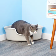 Corner Litter Box | Pioneer Pet